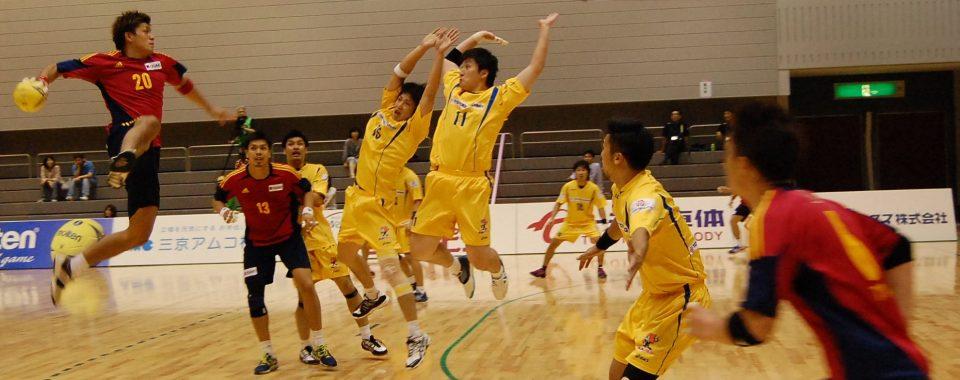 全日本社会人ハンドボール チャレンジ2013